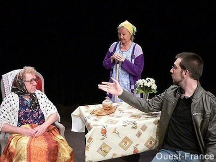 Des scènes marrantes pour parler de vieillesse - maville.com | Bac STSS | Scoop.it