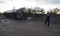 Halfway Through 2013, The 5 Worst Extreme Weather Events Show The Damage Is As Bad As Ever   Sustain Our Earth   Scoop.it