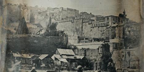 La France achète la plus vieille photo d'Alger | L'actualité de l'argentique | Scoop.it