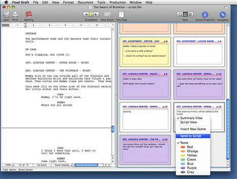 30 Truly Useful Mac Apps for Professional Writers « Mac.AppStorm | Nouvelles narrations | Scoop.it
