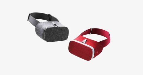 Google's $80 Daydream View VR headset is light, comfy, and a whole lot of fun | Retail and Technology | Scoop.it