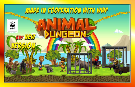 Animal Dungeon: Wildlife Protection Game in Cooperation with WWF | Play Serious Games | Scoop.it