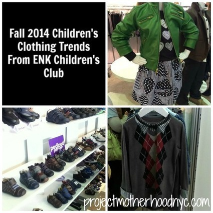 Trend Watch: Children's Fall Collections From ENK Children's Club | fashion | Scoop.it
