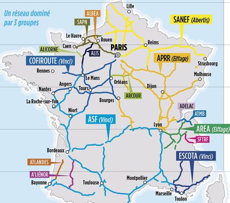 Chères, très chères autoroutes : le scandale | Dépenser Moins | Scoop.it