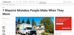 Realtor.com Featured Mary Catchur March 11, 2016 in an Article About Massive Mistakes People Make When They Move | Mortgage Broker | Scoop.it