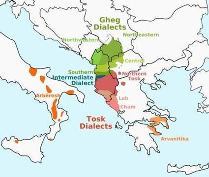 Love of Languages: Albanian | Trade Languages | Scoop.it