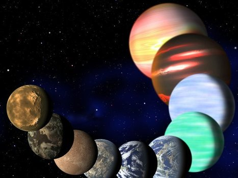 Astronomers Discover a Planet Almost Identical to Earth | Amazing Science | Scoop.it