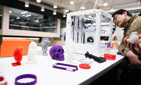 China's Plan to Survive the 3D-Printing Revolution: Own the Market | 3D Printing | Scoop.it