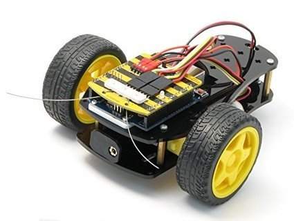 BombiniBot Kit – Teach Robotics and Scratch Programming | Robot News | Raspberry Pi | Scoop.it