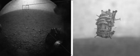 Mysterious Mars Curiosity Photo SOLVED! | Vulbus Incognita Magazine | Scoop.it