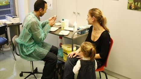 Vaccination de l'enfant: où en est la France ? | Bien-être Santé Qualité de vie | Scoop.it