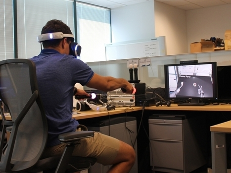 SIGGRAPH showcases jaw-dropping VR research and experiences - Virtual Reality & Oculus News and Events   qrcodes et R.A.   Scoop.it