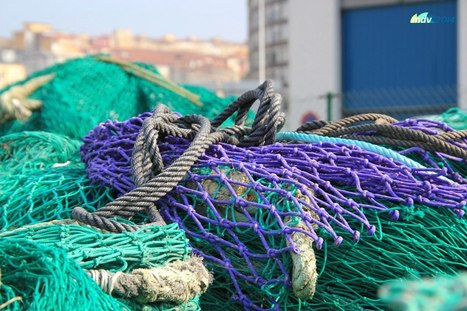 "European ""Healthy Seas"" Initiative to Turn Used Fishing Nets Into Socks, Carpeting | MDV 2014 | Scoop.it"