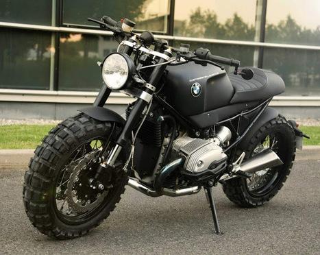 BMW R1200R by Lazareth - Grease n Gasoline | Adventure World | Scoop.it