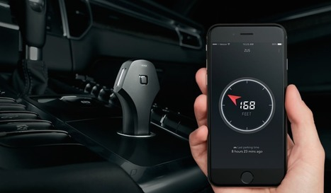 Meet the speedy car charger that locates your vehicle for you (40% off) | Home Automation | Scoop.it