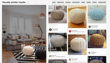 Six ways Pinterest is becoming serious about visual search | SEO and Social Media Marketing | Scoop.it