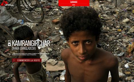 Urban Survivors - Photo Report - Médecins Sans Frontières | BASIC VOWELS | Scoop.it