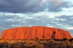 Uluru (Ayers Rock) - Australia | Fantastic Formations | Scoop.it