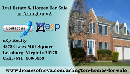 http://www.homesofnova.com/ | Real Estate and Homes for sale in Northern Virginia | Scoop.it