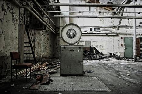 Le silence industriel de Marcus Jendretzke – Lense.fr | Photographie et autre | Scoop.it
