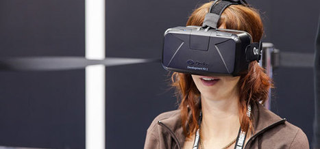 Could the Oculus Rift Redeem VR in Higher Ed?   3D Virtual-Real Worlds: Ed Tech   Scoop.it