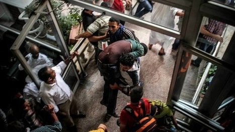 Dozens Are Killed in Street Violence Across Egypt | Middle East & Northern Africa | Scoop.it