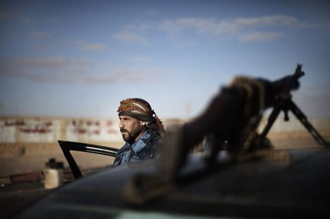 Qaddafi Forces Attack Rebel Stronghold in West | Coveting Freedom | Scoop.it