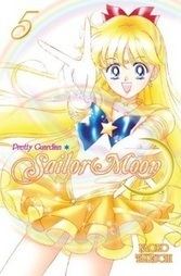 Sailor Moon Ranks as #2 Graphic Novel in U.S. Bookstores in May | Anime News | Scoop.it