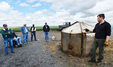 Mobile kilns bring biochar to wheat fields - East Oregonian (subscription) | BioChar | Scoop.it