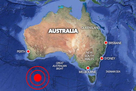 Massive 6.1 magnitude earthquake rocks southern Australia as experts issue tsunami warning | Risques naturels et technologiques infos | Scoop.it