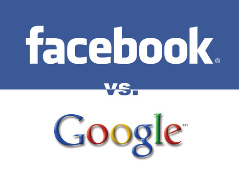 Google +1 vs Facebook Like: the similarities and the differences | Web SEO Analytics | A geekette in Paris | Scoop.it