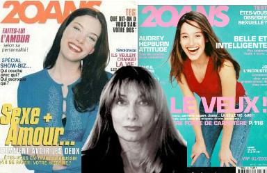 """Presse féminine: """"Les magazines sont devenus des magasins""""   DocPresseESJ   Scoop.it"""