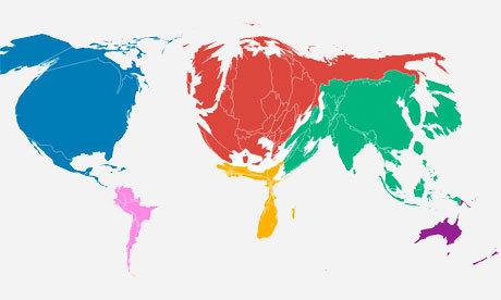 The carbon map | Zero Footprint | Scoop.it