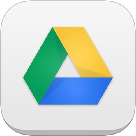Google Drive for iOS Gets Updated with Activity Stream, Faster Uploading of Pictures and Videos, More | Best iPhone Applications For Business | Scoop.it