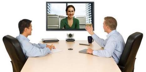 Hur Molnbaserade Videkonferenser Förändrar Företags Kommunikatio   Mobila Tjänster   Scoop.it