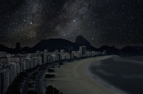 What Cities Would Look Like if Lit Only by the Stars | WIRED | Off the beaten track: Kreativ und cool | Scoop.it