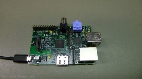 XBMC running on Raspberry Pi | The Digital Lifestyle.com | Raspberry Pi | Scoop.it
