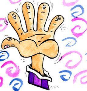 Comptines et jeux de doigts (BM de Lyon) | Ce qui nous intéresse...ailleurs... | Scoop.it