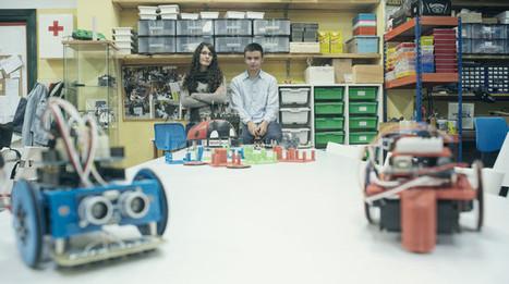 El Arduino para aprender robótica | Elo | Scoop.it