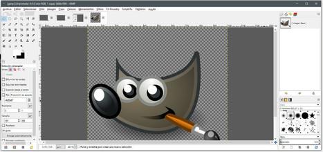 Cómo convertir Gimp en Photoshop con una simple herramienta | Aprendiendo a Distancia | Scoop.it