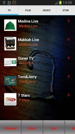 Arabic TV - 299 LiveTV Arabian - 2.1 / Android | FileDir.com | Best Arabic Television channels and Shows | Scoop.it