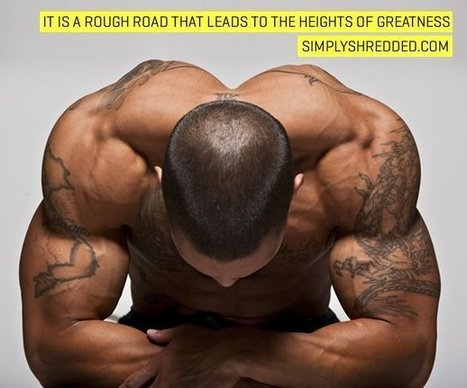 Keep The Drive Alive: 20 Of The Best Motivational And Inspirational Pictures On The Web [8th Edition] | Food & Body Revolution | Scoop.it