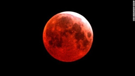 'Blood moon' will be a sight to behold during total lunar eclipse | The Blog's Revue by OlivierSC | Scoop.it