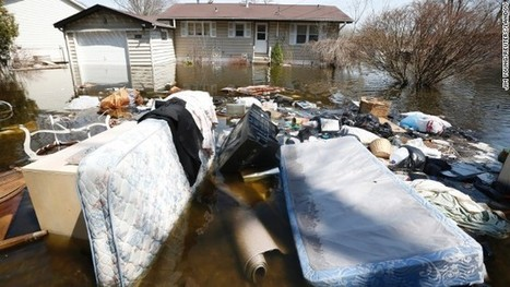 Flooding threatens already drenched Midwest, South | Gov & Law Skinny2013 | Scoop.it