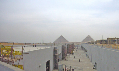 Egyptian donors contribute LE52 million to Giza museum - Museums - Heritage - Ahram Online | Egyptology and Archaeology | Scoop.it