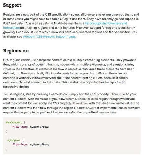6 Valuable Tutorials for Web Designers | Tutorials | Photoshop Inspirations and Tutorials | Scoop.it