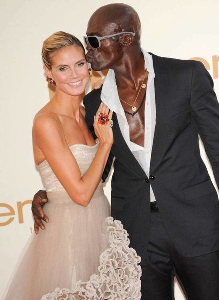 """My emotions are a tornado"": Heidi Klum finally opens up about her split from Seal 