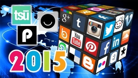 Social Media: Las 3 Redes Sociales más prometedoras para 2015 | Estrategias de Social Media Marketing: | Scoop.it