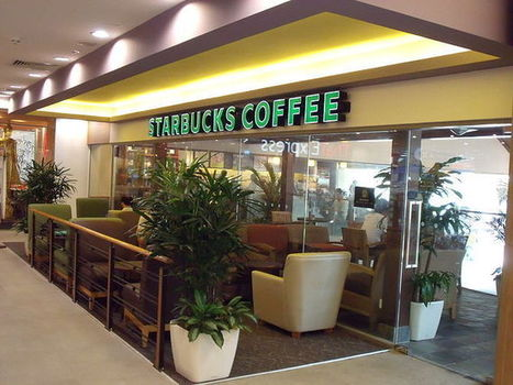 Why There Should Be A Starbucks In Every Local Library - Forbes | Libraries in Demand | Scoop.it