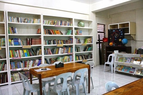 School Librarian in Action: A New School Library Grows in Sta. Rosa Laguna | School Librarian In Action @ Scoop It! | Scoop.it